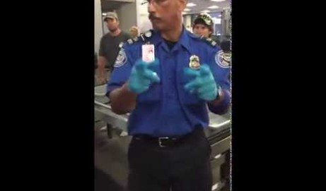 I Met A TSA Agent Who Has Never Been On A Plane