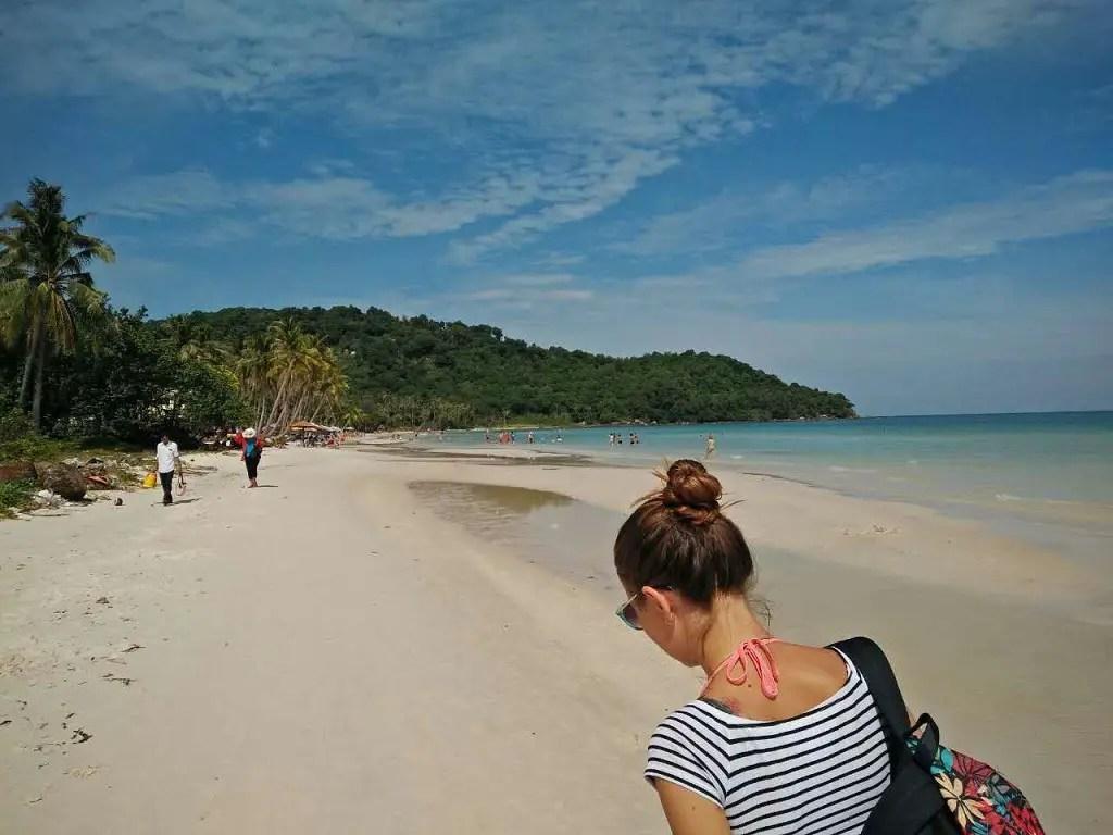 Things To Do In Phu Quoc: Bai Sao Beach