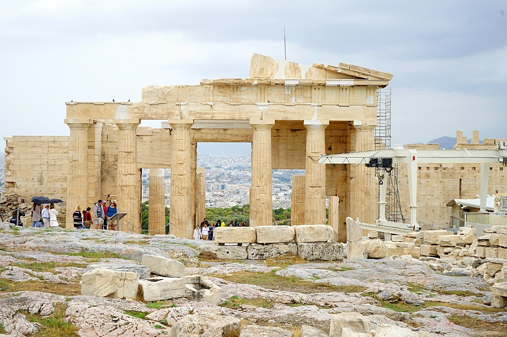 Layover in Athens: Acropolis of Athens