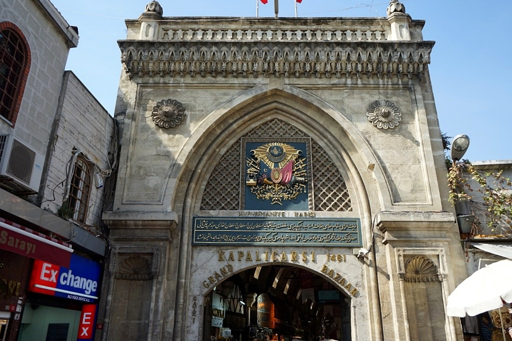 Things to do in Istanbul: Grand Bazaar