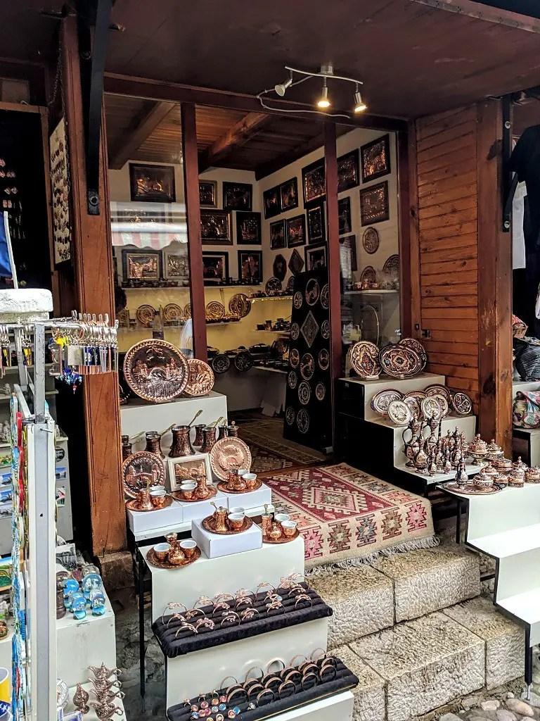 Old Bazaar in Mostar