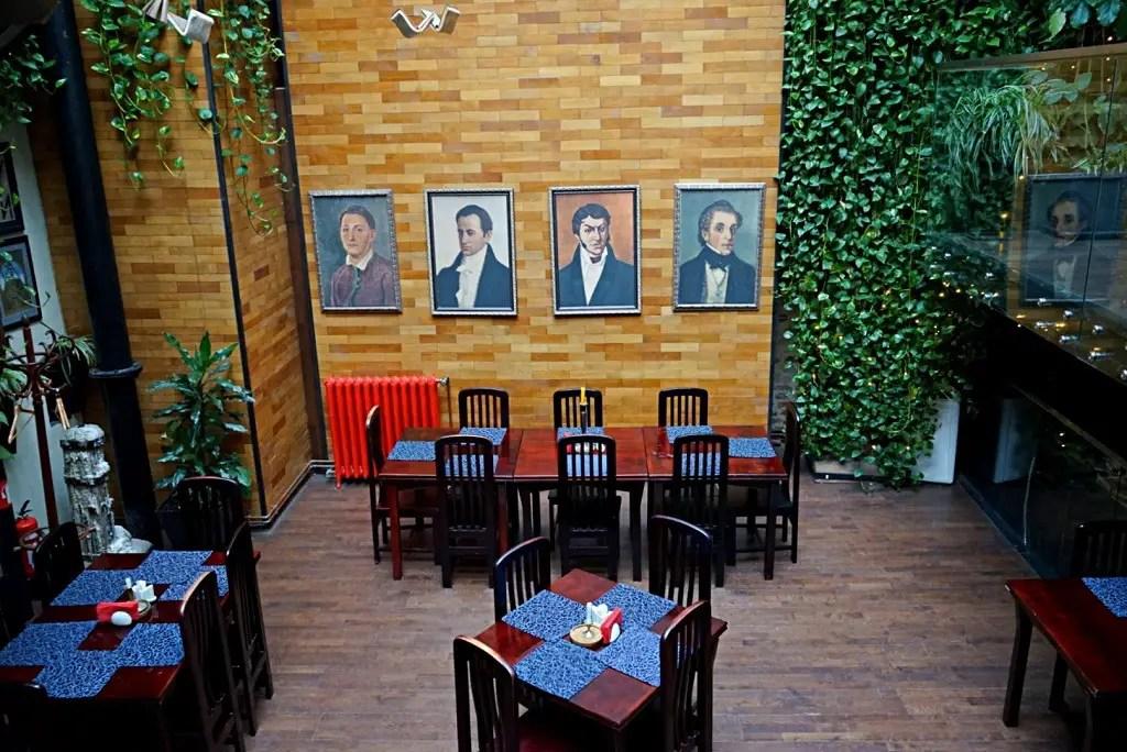 Themed Restaurants in Lviv
