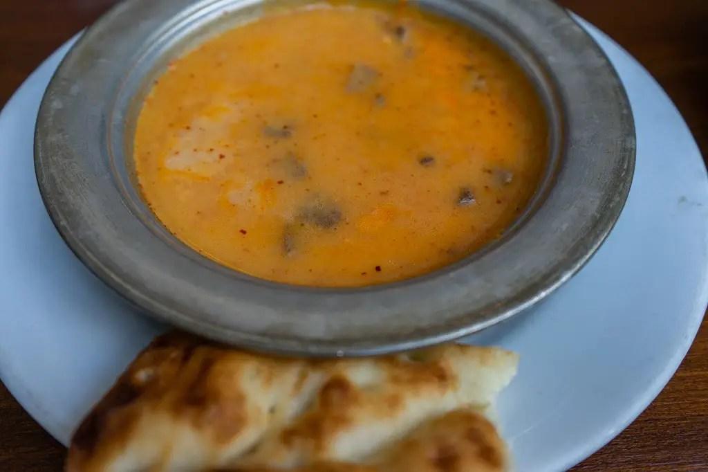 Istanbul Food Tour: Kellepaca