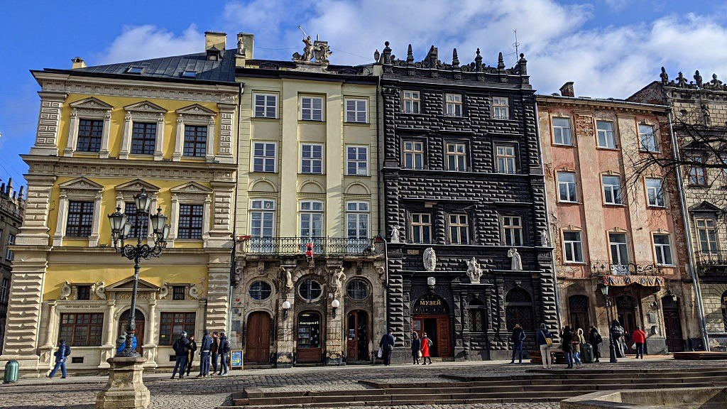 The Perfect Weekend In Lviv