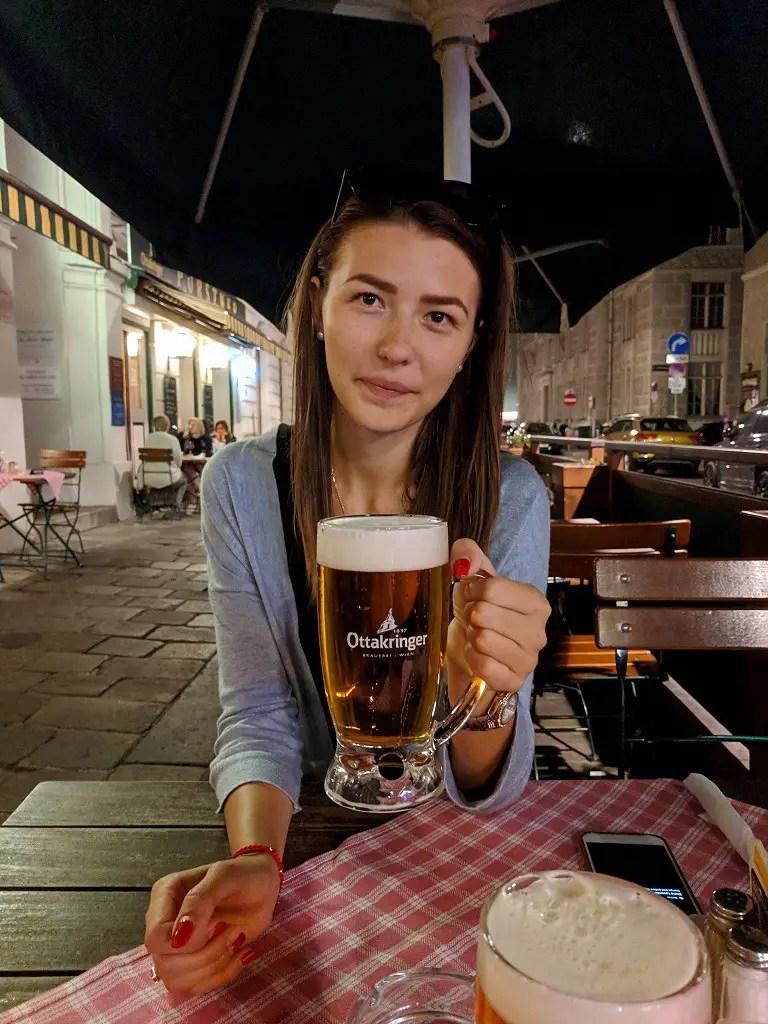One Afternoon in Vienna: Get Schnitzel and Craft Beer