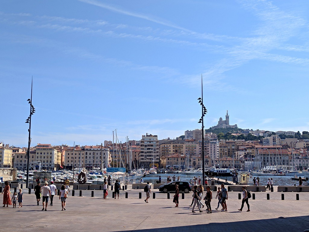 How To Get To The Basilique Notre-Dame De La Garde From Marseille's Old Port