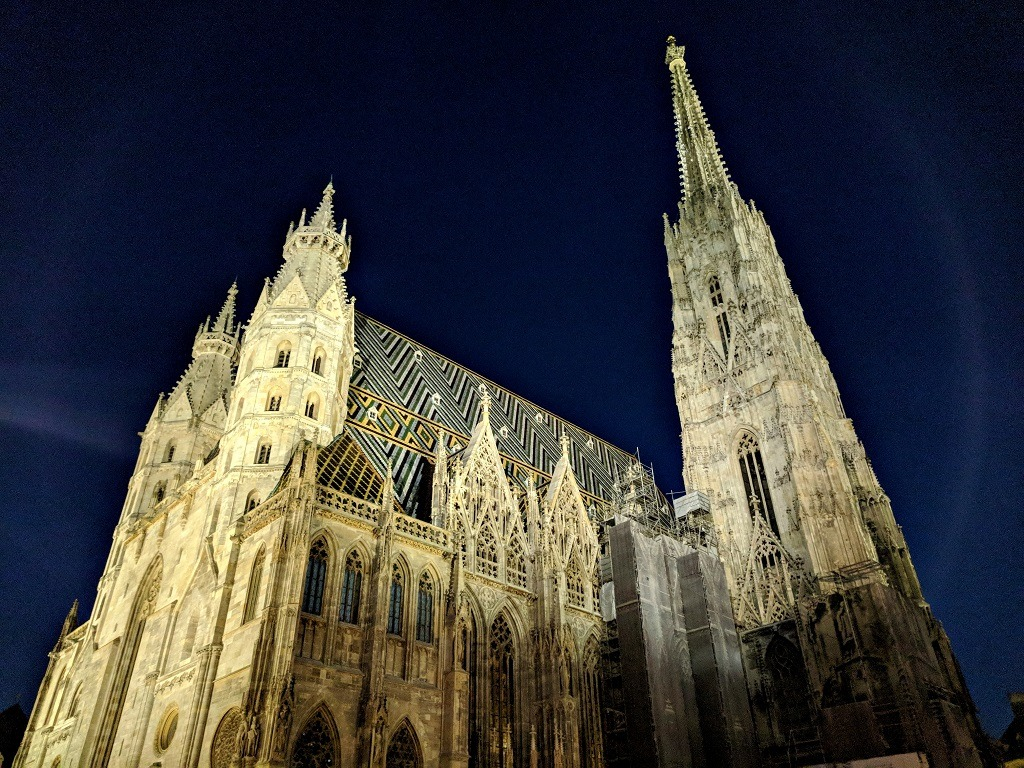 St. Stephen's Cathedral and Stephansplatz