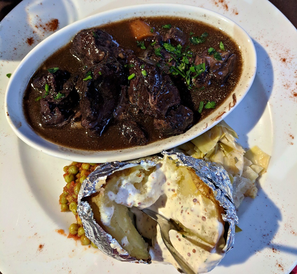 12 Dishes That Made Me Fall In Love With French Cuisine: Beef Bourguignon