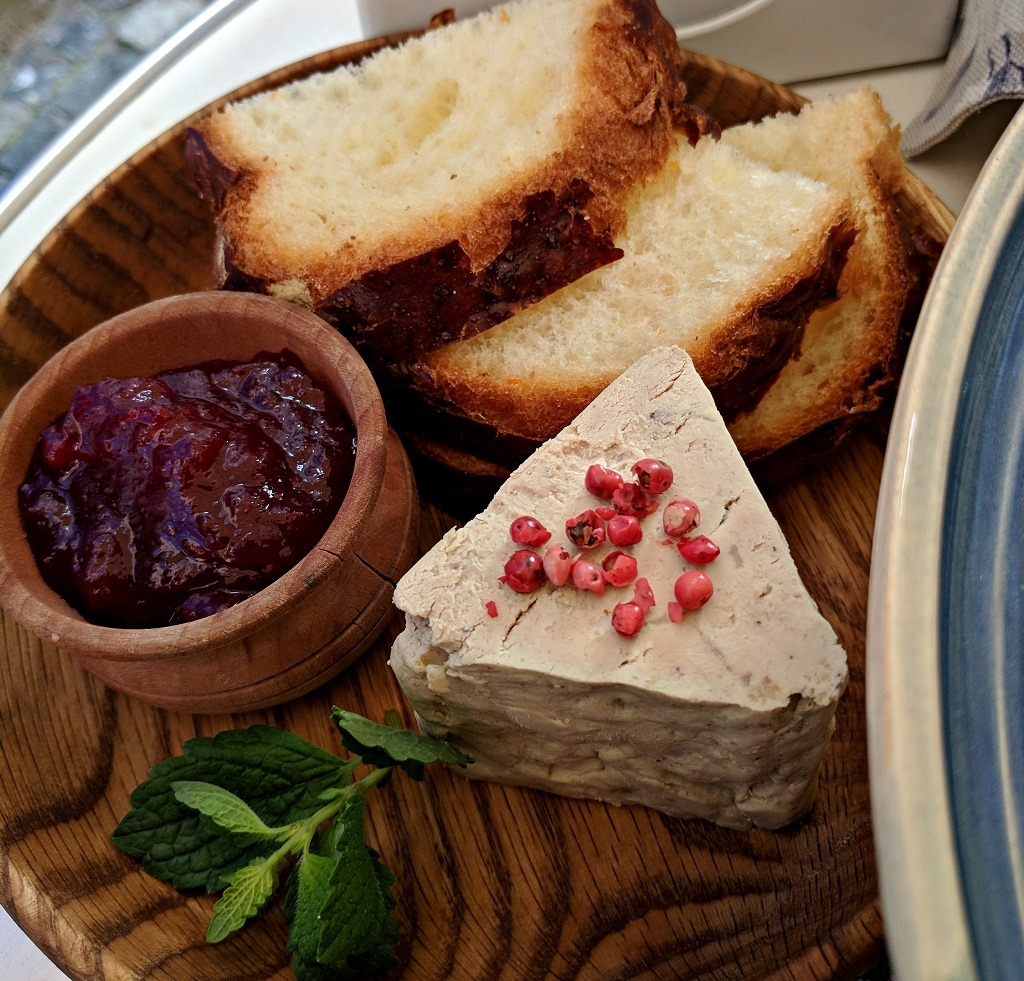 12 Dishes That Made Me Fall In Love With French Cuisine: Foie Gras