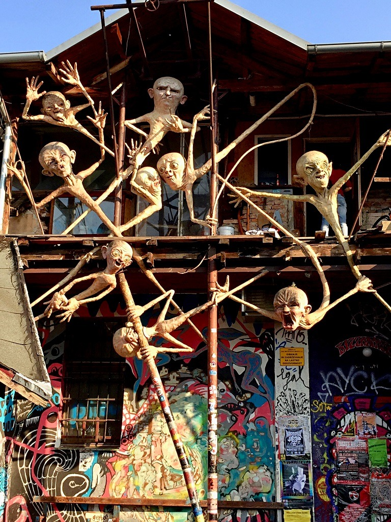Metelkova Art Center