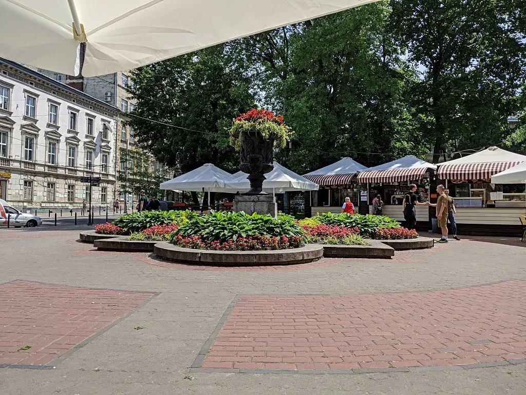 Ivana Franka Park
