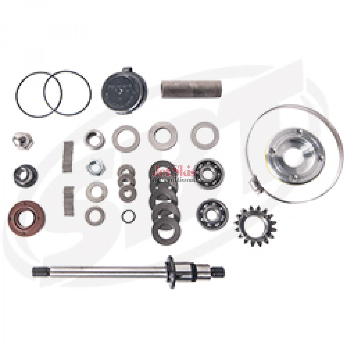 Sea Doo Supercharger Rebuild Kit 215 255 260 Hp Rxp Sc Gtx
