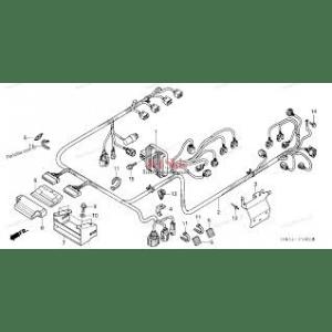 Honda Aquatrax Part# 32101HW3670 Engine Harness 2003