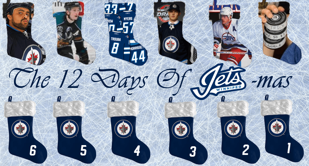 The 12 Days of Jetsmas: 7 Laine Hat Tricks