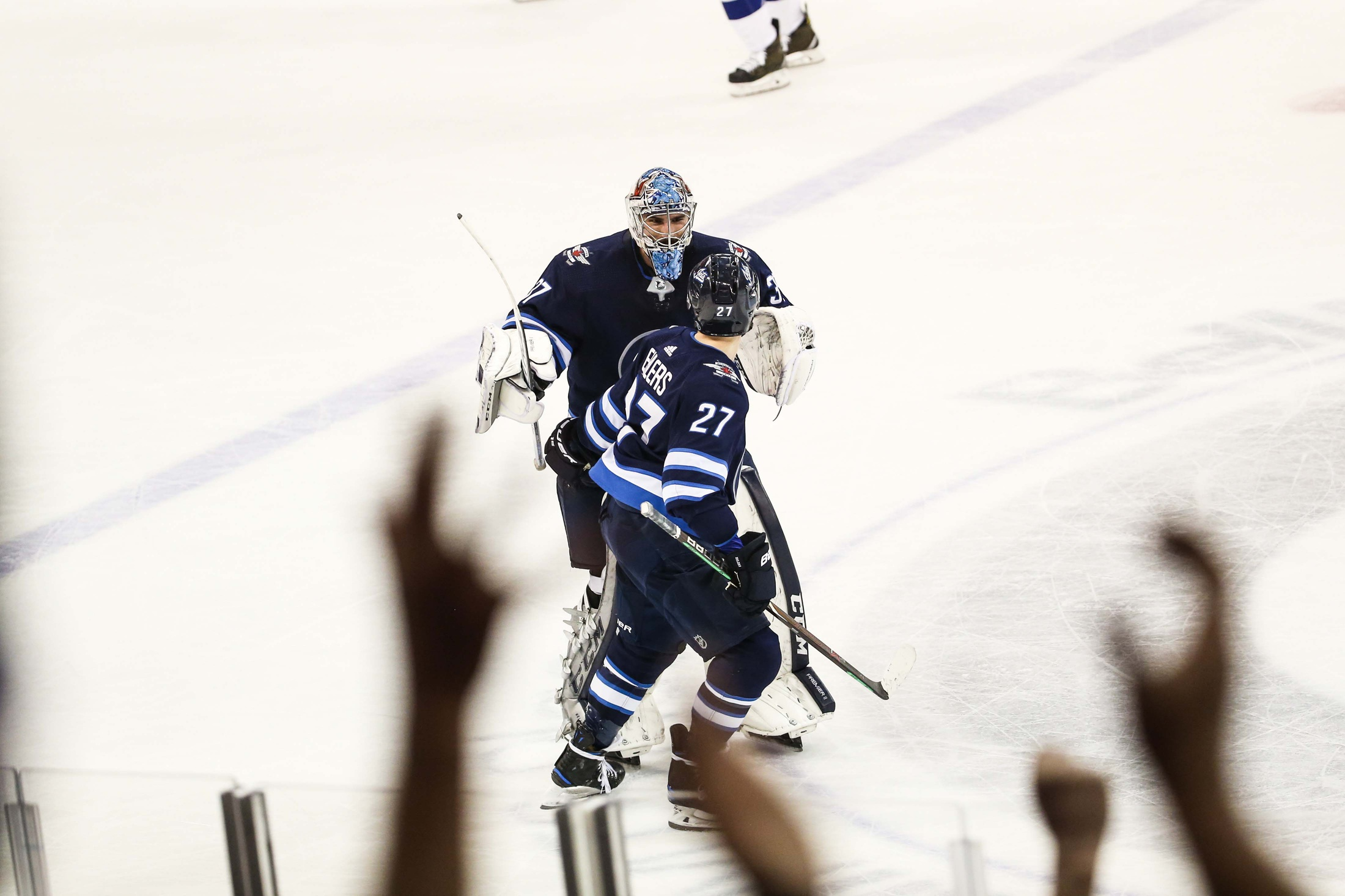 JNGD.S8.G33 Recap: Jets Win Instant OT Classic With 5-4 Over Tampa Bay