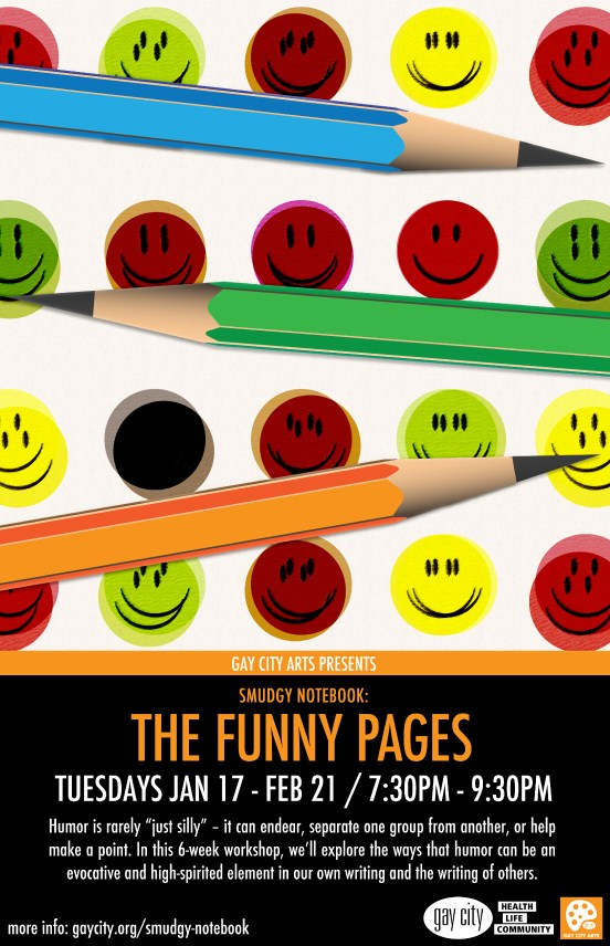 Poster for The Funny Pages
