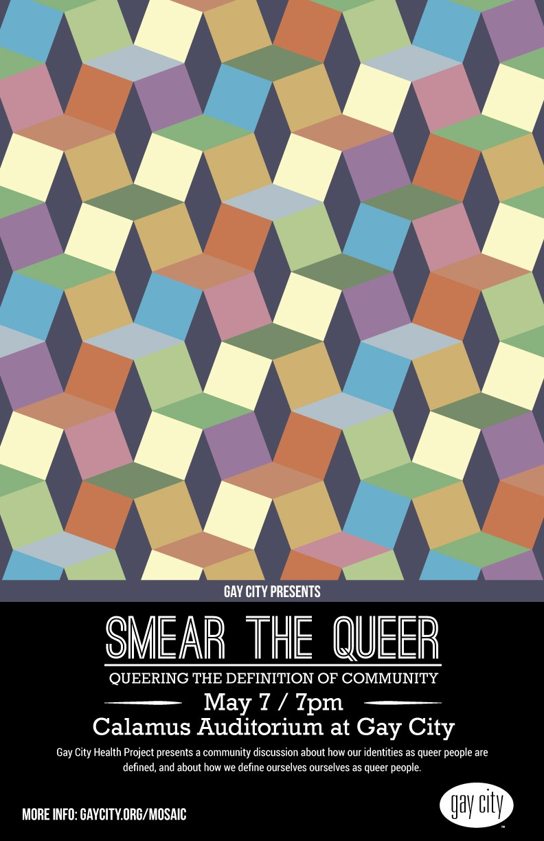 Poster for Smear the Queer