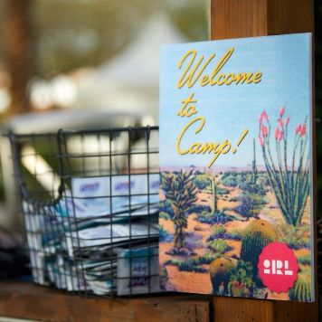 iRL 2019 Camp Branding