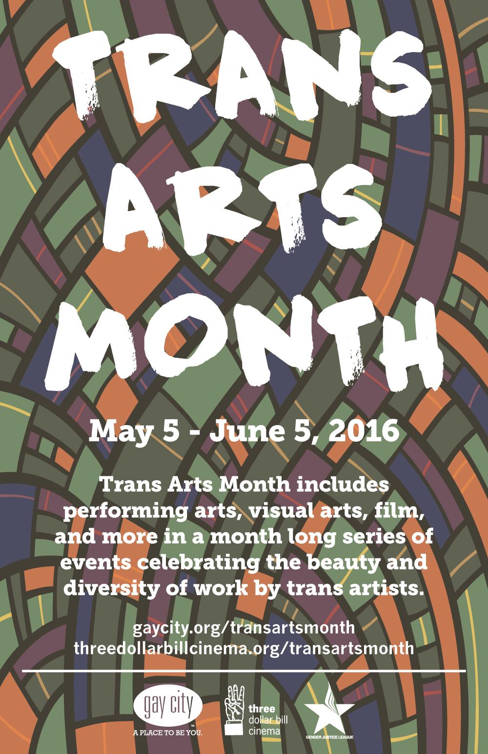 Trans Arts Month