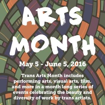 trans-arts-month