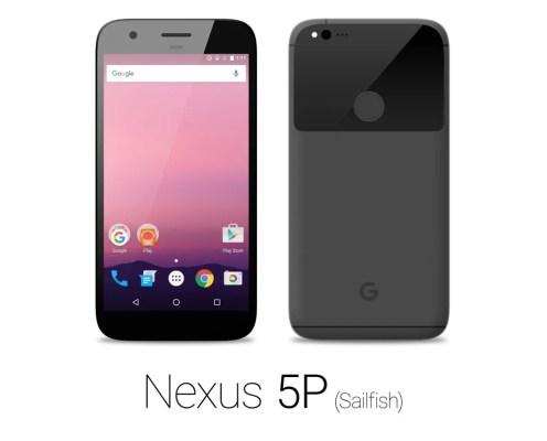 Nexus 5P-BLACK
