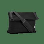 Travel Messenger Bag-BLACK