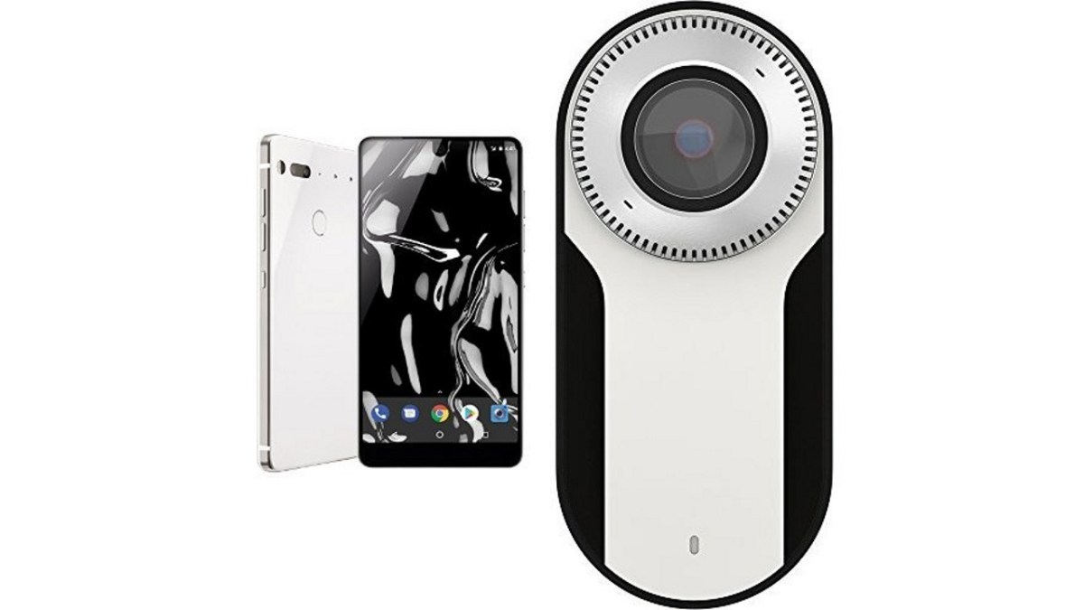 米Amazonで「Essential Phone」+「360 Camera」が$249.99引きに!