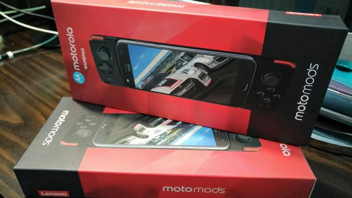 ゲームコントローラーモッド「Moto Gamepad」を輸入してみた【レポート】