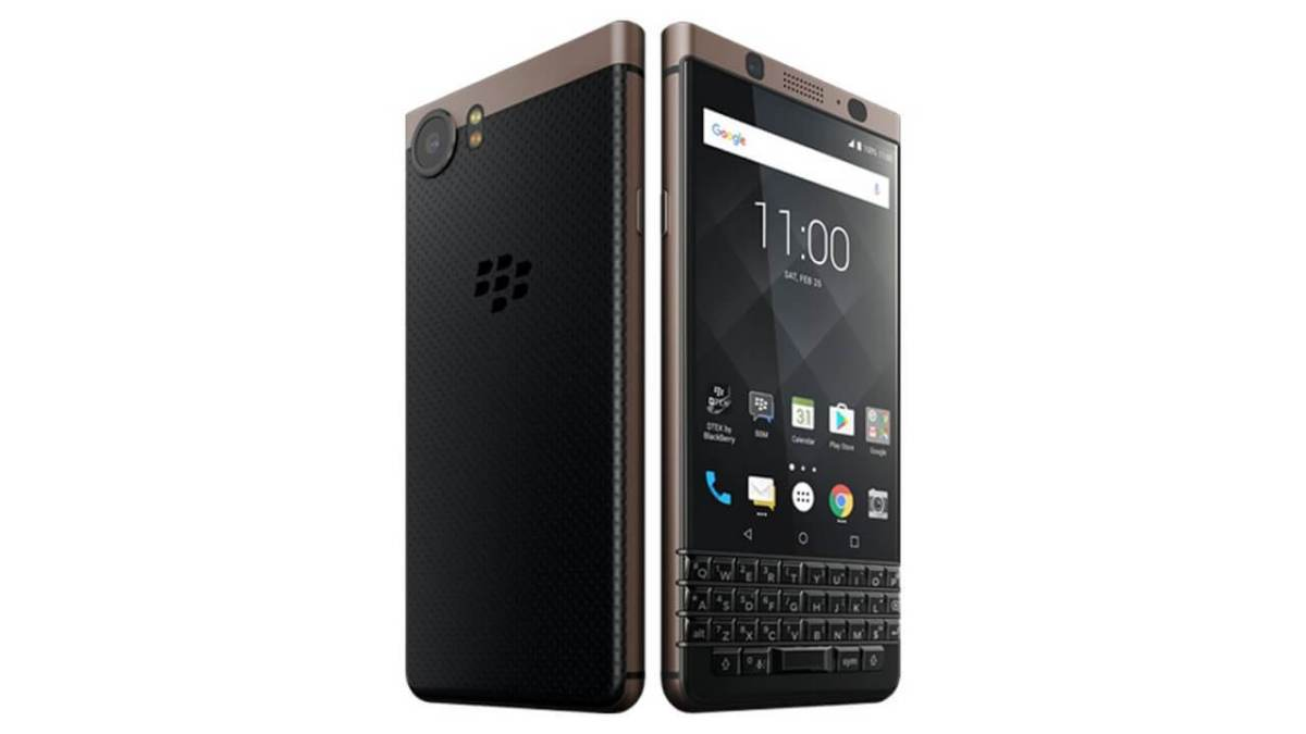 UAEで「BlackBerry KEYone Bronze Edition」が発売