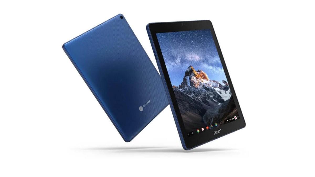 「Chromebook Tab 10」が仏Amazonで4%引き、発売時の価格に