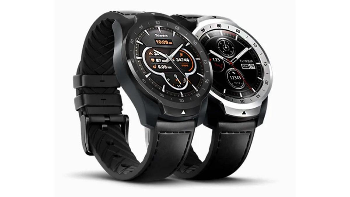 6時間限定、Wear OS「TicWatch Pro」が15%引き