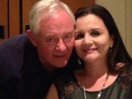 Frank Austin and Sandra Bernal