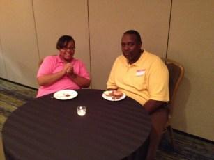 Mr. and Mrs. Eugene Love