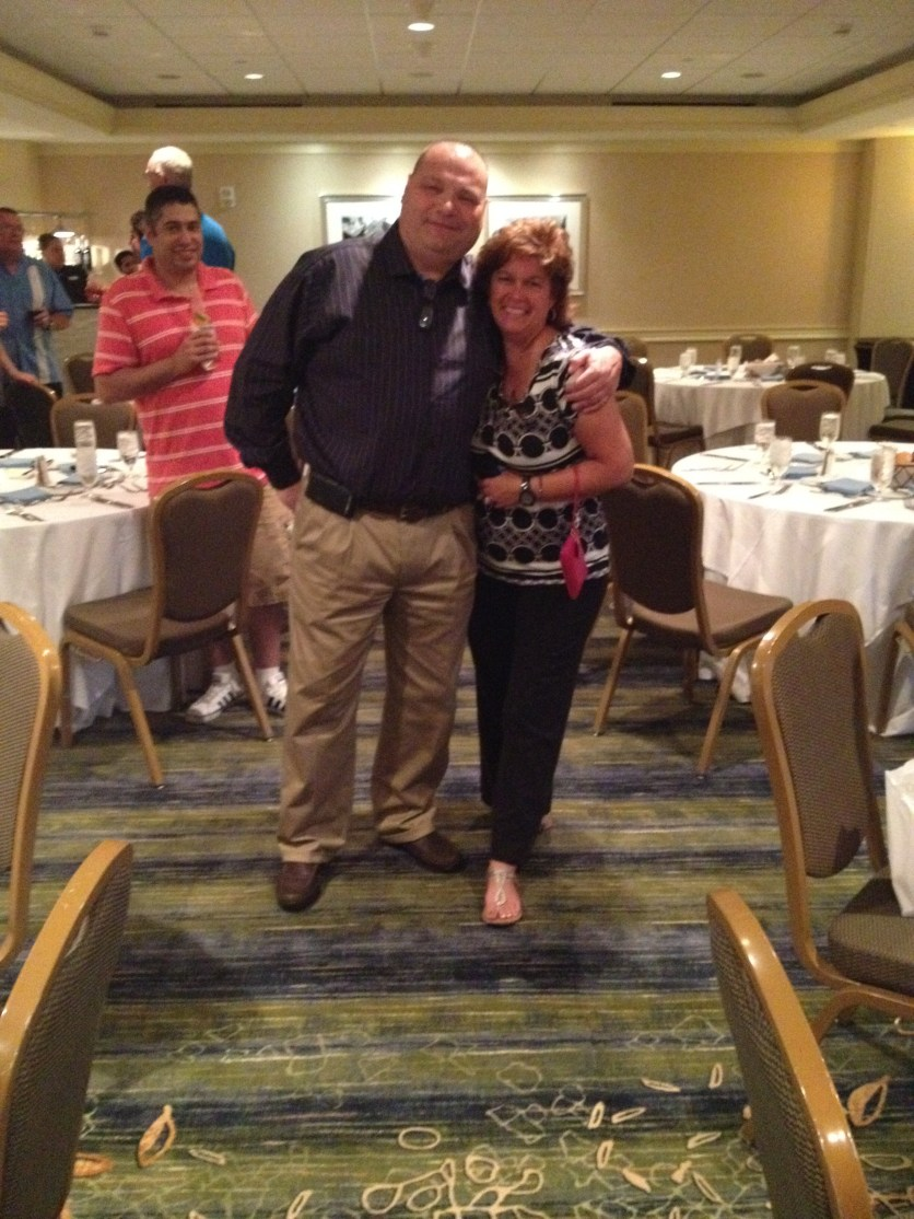 Jeff Jackson and Terri Gasch