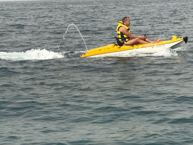 Jet Kayak - Jet Surf Canary