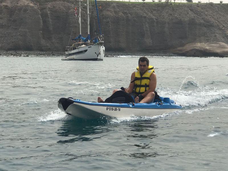 Jet Kayak Canary