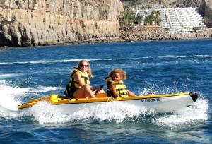 Jet Angler Aquanami - Jet Surf Canary
