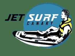 Jet Surf Canary Logo
