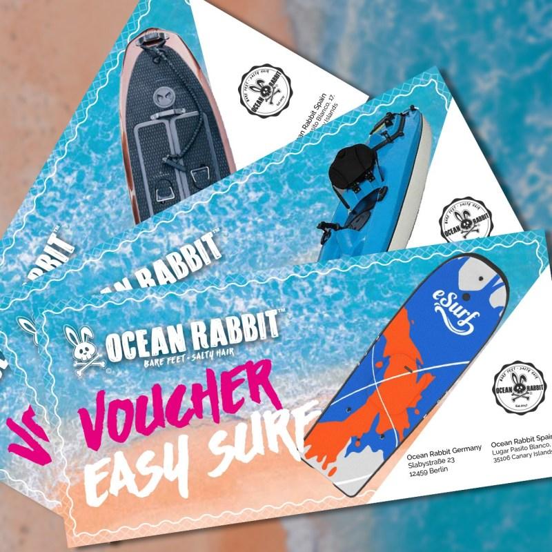 Voucher Jet Surf Canary