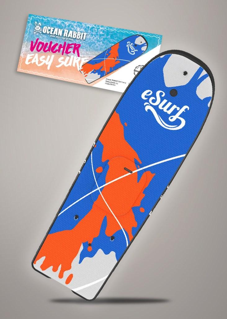 Mertek Easy Surf S1 Jet Surf Canary