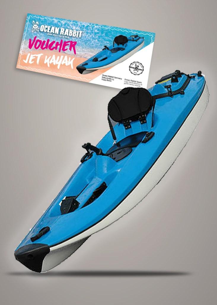 Jet Kayak Jet Surf Canary