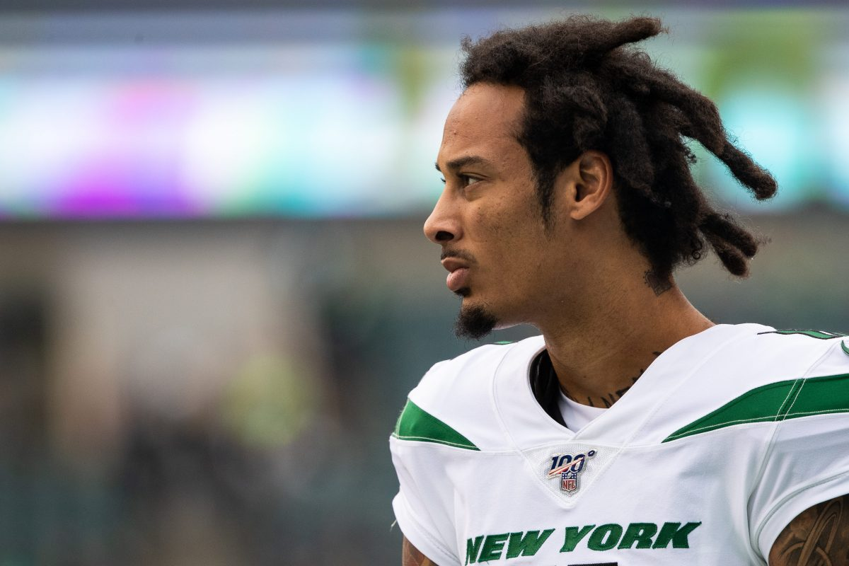Panthers WR Robby Anderson: 'I was losing my love for football' with Jets