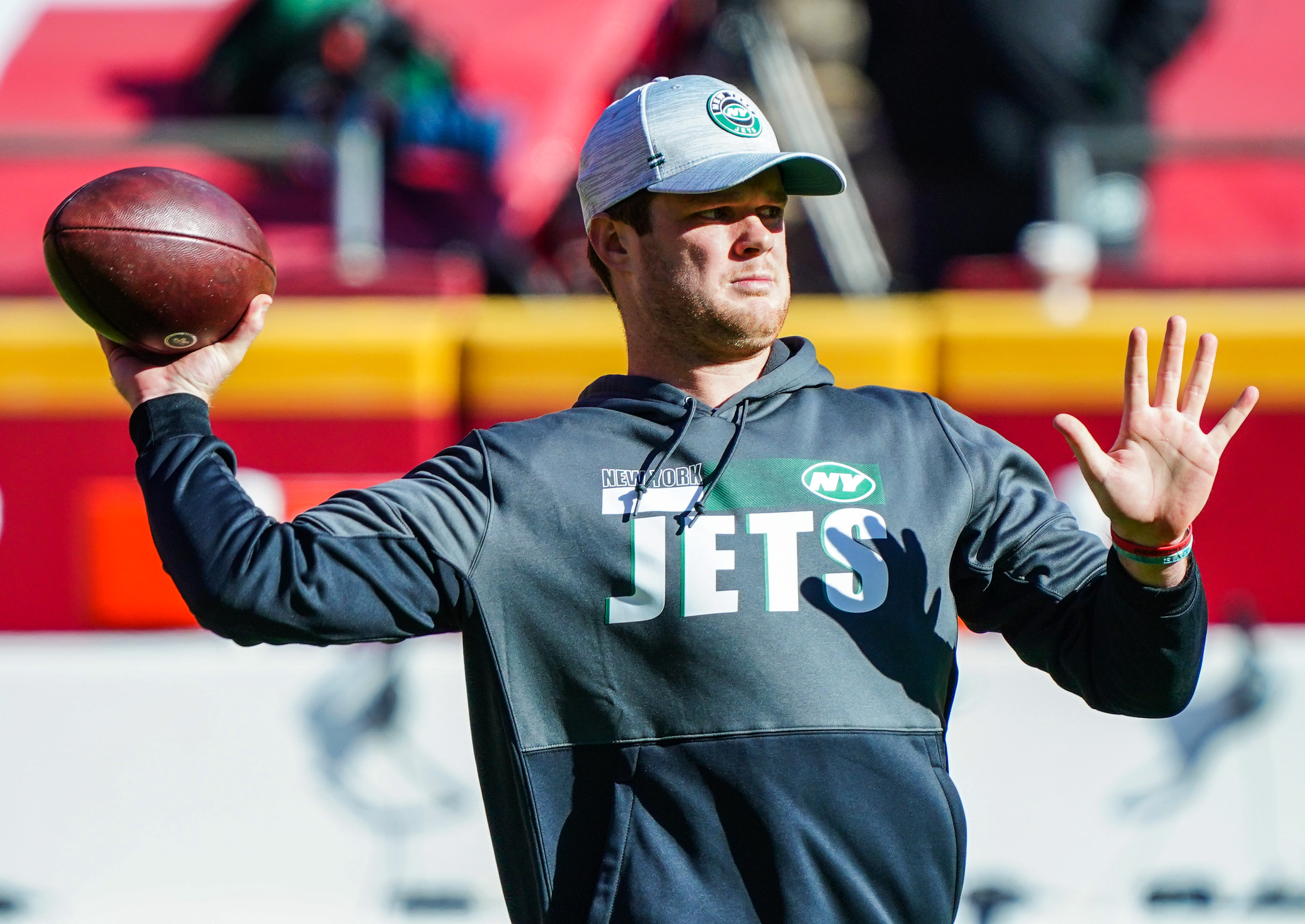 Jets injury report: Sam Darnold returns to practice on limited basis