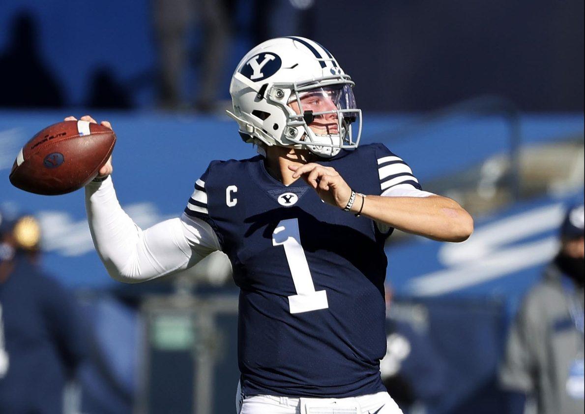 2021 NFL draft: Jets should seriously consider BYU QB Zach Wilson
