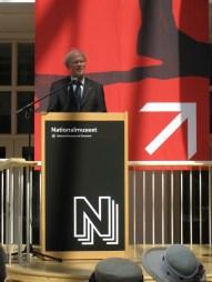 VIKING - Nationalmuseet. Nationalmuseets direktør, Per Kristian Madsen, byder velkommen.