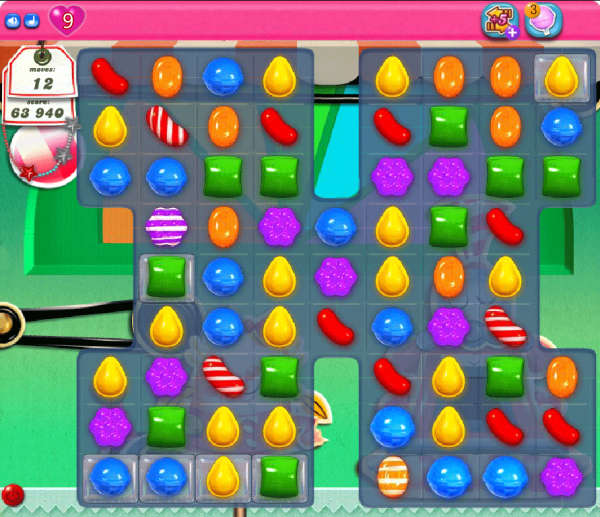 Candy Crush Saga version complète