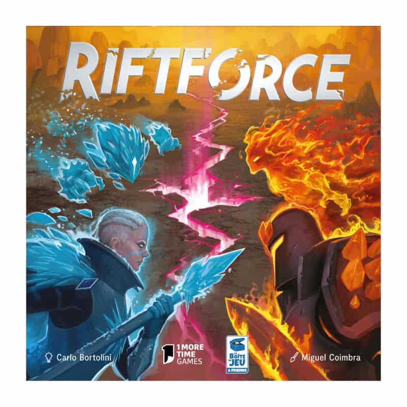 Read more about the article Nouveauté : Riftforce