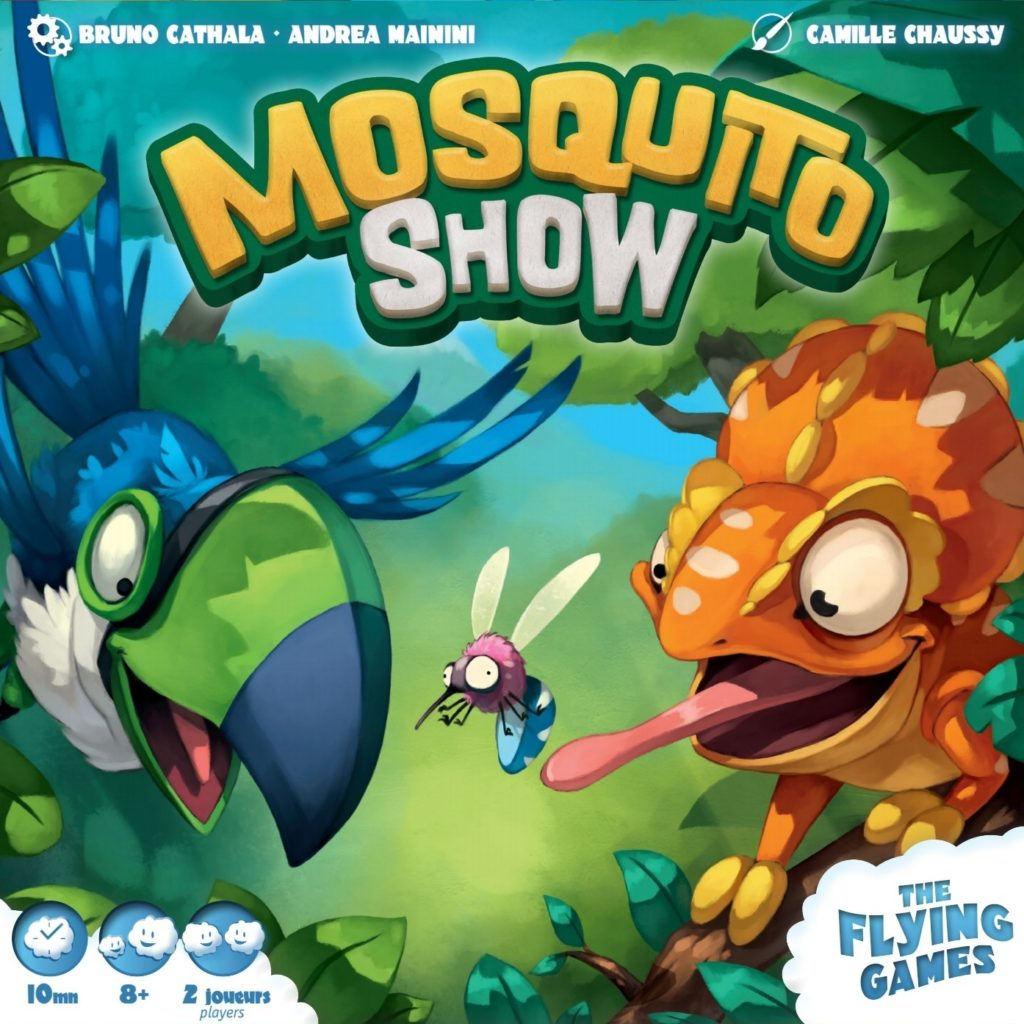 Read more about the article Mosquito Show