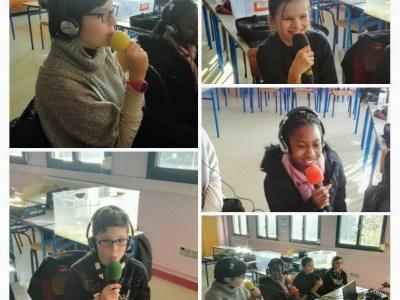 Le service jeunesse continue de développer la RAJ au collège Alcuin de Cormery.