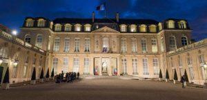 Photo de l'Élysée - Palais présidentiel français